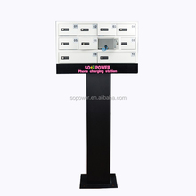 universal rapid chargers for iphone6,5 mobile phone charging vending machine