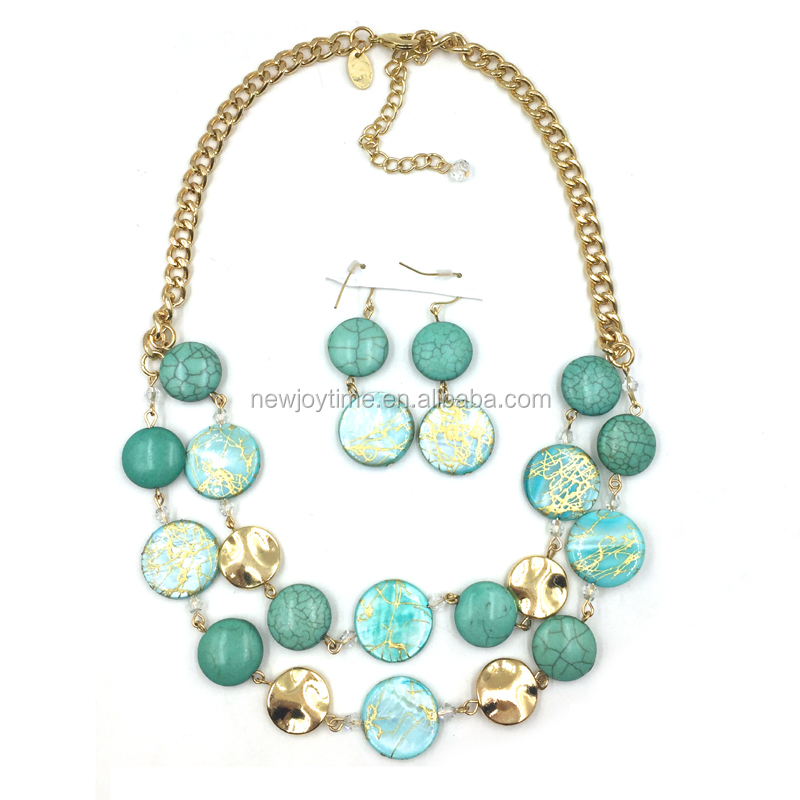 Yiwu Manufacturer for High Quality Natural Shell Necklace for Women