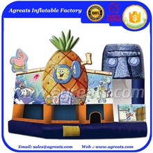 Free Shipping! Big Discounts! inflatable bounce house, bouncy castle, moonwalks combo G2025