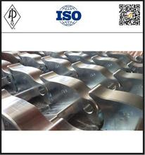 power tong spare part jaw oilfield equipment