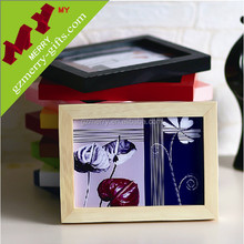 2017 new arrival wooden picture photo frame