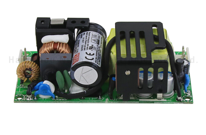 Meanwell EPS-120-48 48v 2.5a 120w open frame power supply