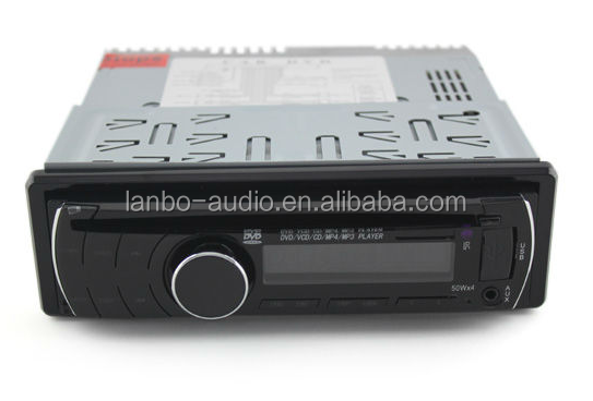 Hot sale remote control universal detachable panel one din car dvd car aux audio cable usb cable
