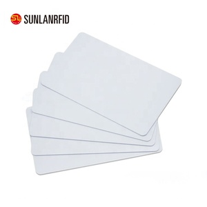 Free Sample Custom Plastic Pvc Rf Em4100 Tk4100 Chip 125Khz Rfid Blank Access Control ID Card