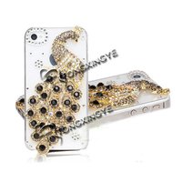 2013, Purely Hand Made beautiful diamond jewelry cases for i phone
