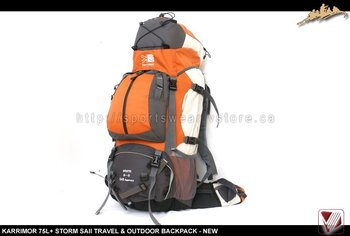 Karrimor Backpacks & Rucksacks