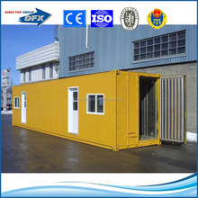 prefabricated houses military container sentry box