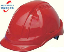 High quality industrial plastic safety helmet injection mould