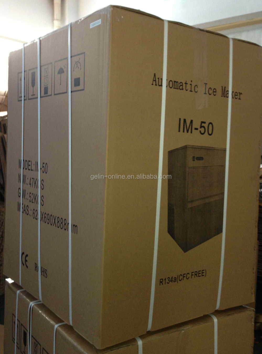 Bullet type ice maker IM-25