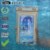 PVC Waterproof Bags/Pouch for Smart Phone/Cellphone