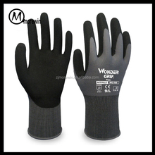 Morewin Brand Latex Coated cheap Industrial Labor gloves Protective Safety Work Gloves