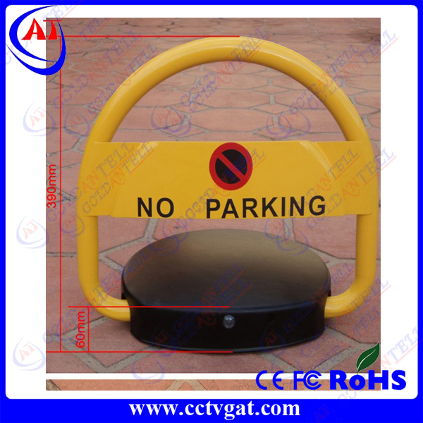 Heavy Duty light weight easy install remote control parking space blocker /car parking lock
