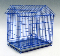 Metal Wire Stackable Folding Pet House Dog Cage