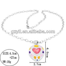 chain necklace in roll / different types of necklace chains