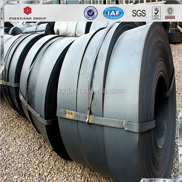 Q235 ,Q345,Q195,S235 Hot Rolled Black Painted Steel Strapping/Strip/Band