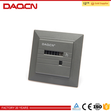 Power factor meter digital hour meter