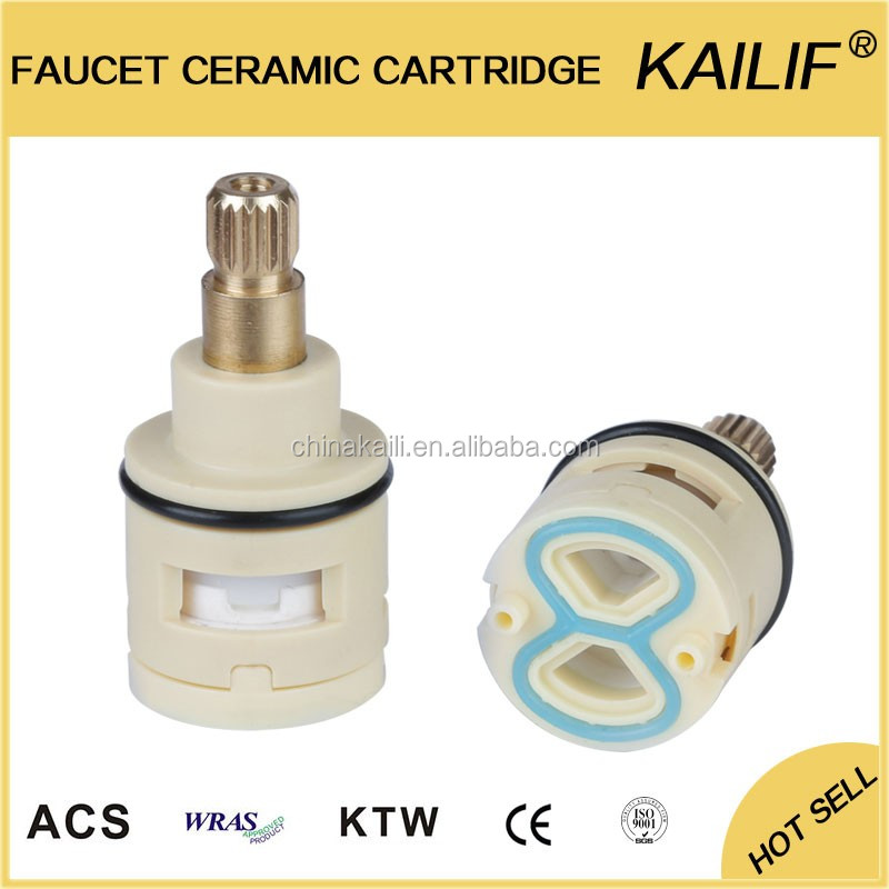 Wholesale Bathroom 25mm Faucet Diverter Ceramic Cartridge