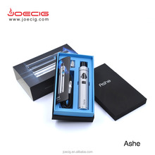 Top Quality e-cigarette Joecig Ashe AIO 2ml top selling eGo AIO Starter Kit VS ego ce4