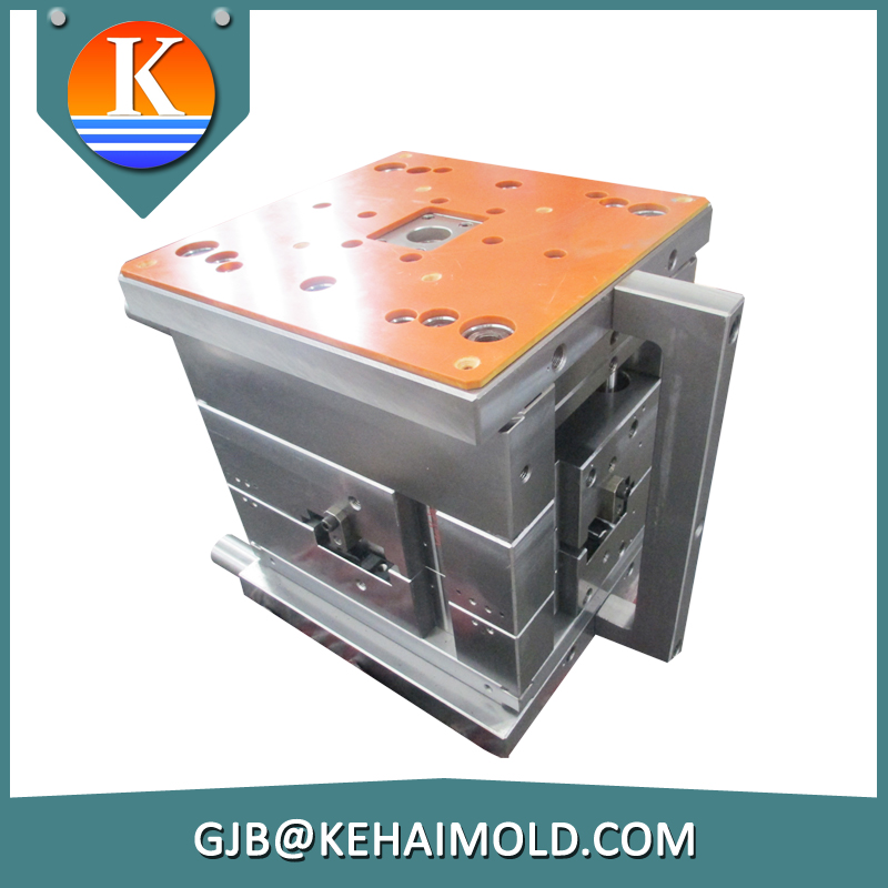 China Made Plastic Injection Mold Base