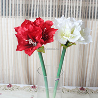 Hot sale artificial kaffir lily ,high quality lily flowers for decoration