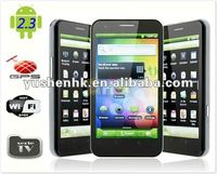 YS-A920 3G dual sim Android Phone 4.3 inch Capacitive Multi- Touchscreen