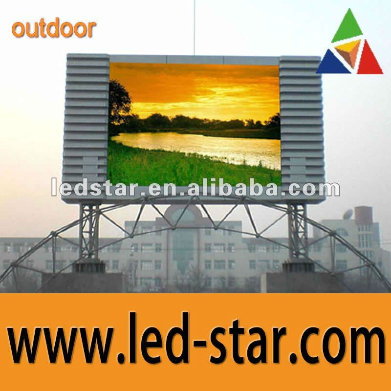 Alibaba EXPRESS PH16mm Outdoor Electronicss Component LED Panel Video To Canada/Iran/Turkey