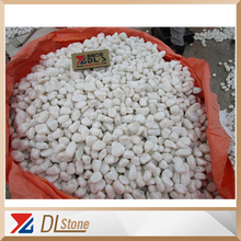 China Cheap Snow White garden pebbles for sale