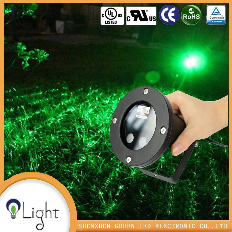 Moving red green star outdoor indoor christmas home decoration light programmable laser lights show projector