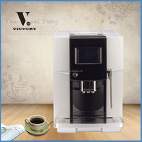 New Product! One touch fully automatic espresso coffee machine