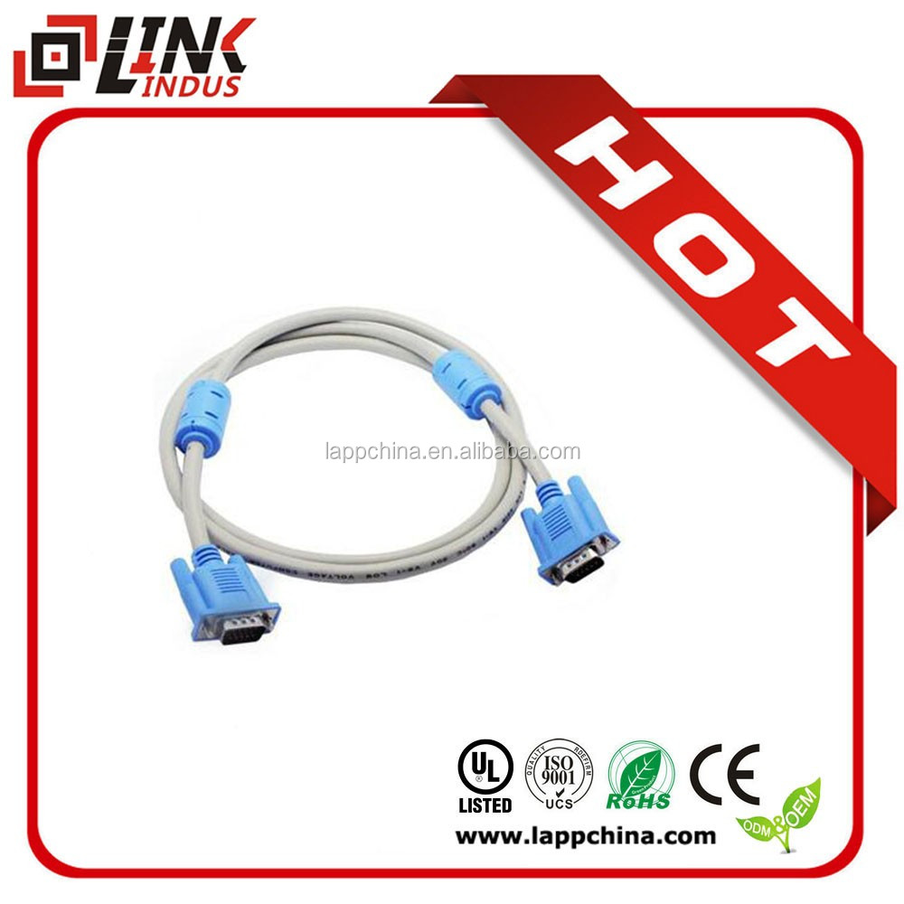 High quality and transparent rca cable audio cable speaker cable
