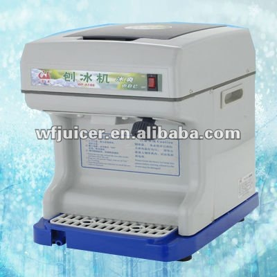 WF-A188 Hawaiian Shaved Ice Machine Ice Shaver Snow Cone Maker