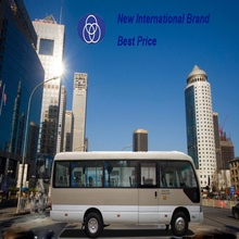 Made In China 7m Coaster Bus Cheaper Than Toyota Minibus
