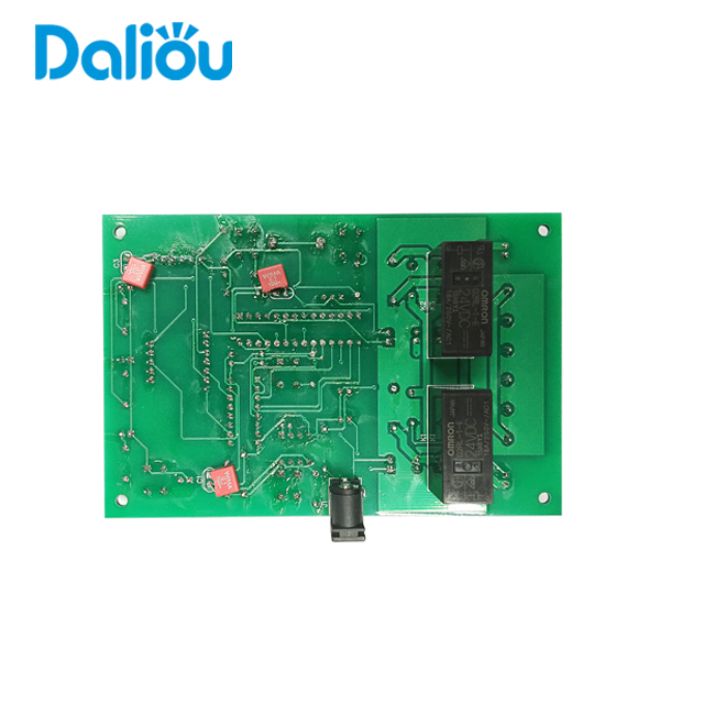 professional multilayer custom electronic digital clock circuit board led clock circuit board in Shenzhen