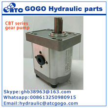 CBT series single hydraulic gear pump/roll forming machinery gear pump/hydraulic gear pump