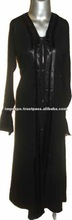 Cheap Black Color Ladies Abayas