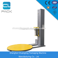 CLJ-1650 China Factory Supplier Cling Film Tray Wrapping Machine