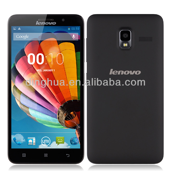 Original Lenovo A850+ Android Smartphone 5.5 inch IPS 960 x 540 MTK6592m Octa Core 5.0MP WCDMA GSM 1GBRAM+4GBROM