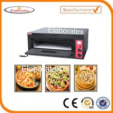 Electric Commercial Single Deck Stone Base Pizza Oven/Oven Pizza
