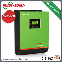 220 ac to 24 dc inverter 1500w power inverter with MPPT solar charge for home system
