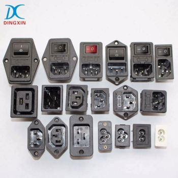 UL VDE Approval AC Power Connector CD14.4199.151