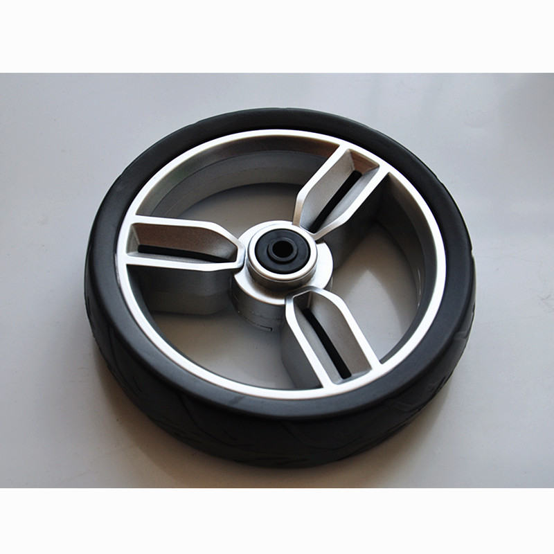 7 inch 9.5 inch baby stroller carrier wheels