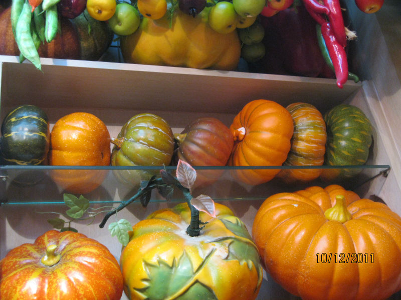 OEM craft wholesale foam pumpkins