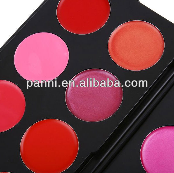 Professional Cosmetic Makeup 20 Color Gorgeous Lipsticks Lip Gloss Palette