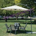 10' hanging garden sunshade parasol with airvent
