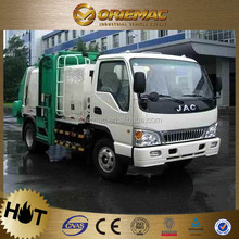 JAC 15 cubic meters garbage can cleaning truck