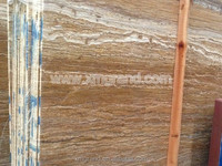 Gold Van Gogh marble stone slab price and marble floor tiles and design