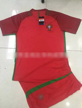 Children Boys football jerseys Football Shirt and pants soccer uniforms soccer Jerseys set