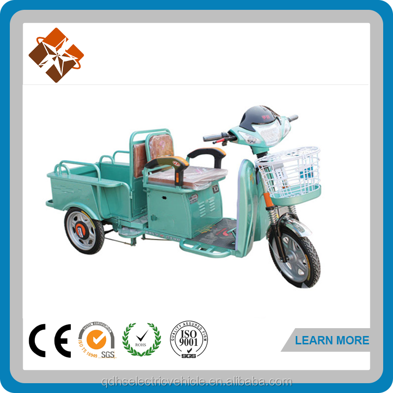 electric tricycle motorcycle three wheel mini vespa sidecar for sale
