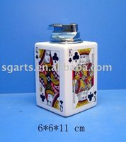 Cigarette Lighter W/Ceramic