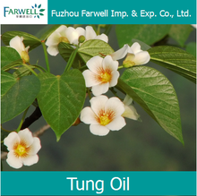 Farwell Chinese pure natural tung oil price CAS No.8001-20-5